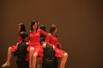 2009 salsa performance