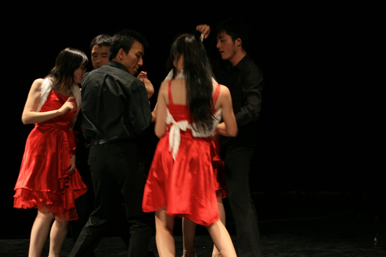 2008.12.20 performance in HKU