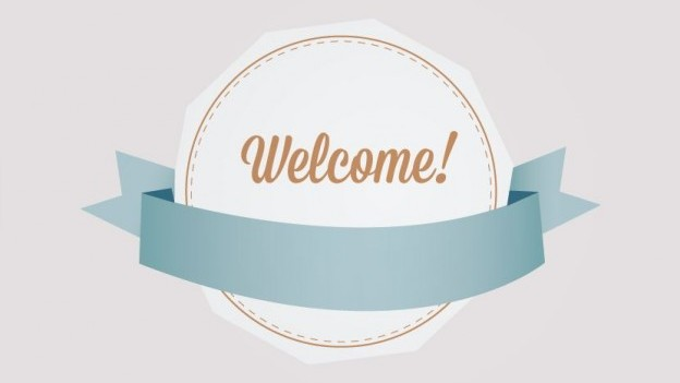 geometric-retro-badge-with-ribbon-and-welcome-message_23-2147486329